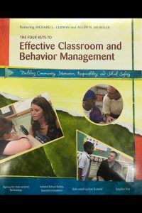 4 Keys Effective Classroom and Behavior Management