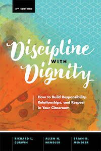 Discipline with Dignity 4th edition